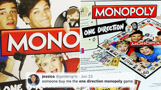 One Direction Monopoly is a thing and we're obsessed