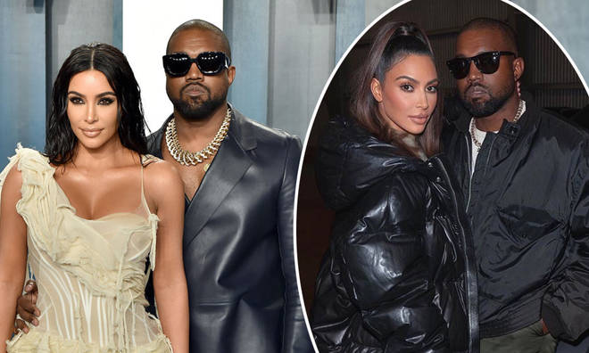 Kanye West claimed he's been 'trying to divorce' Kim Kardashian since 2018