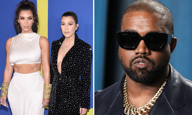 Kim Kardashian reportedly feels 'powerless' over Kanye West's behaviour.