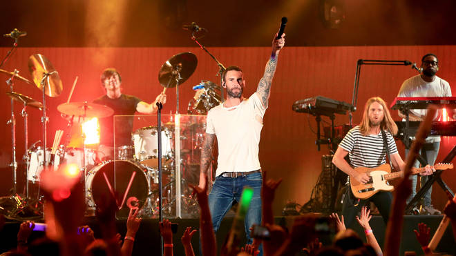 Maroon 5 CBS RADIOs Third Annual We Can Survive 2015