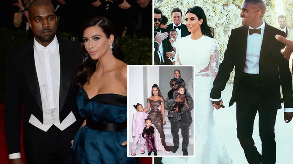 Kanye West And Kim Kardashian Relationship: Are They