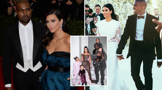 Kim Kardashian and Kanye West have been married since 2014