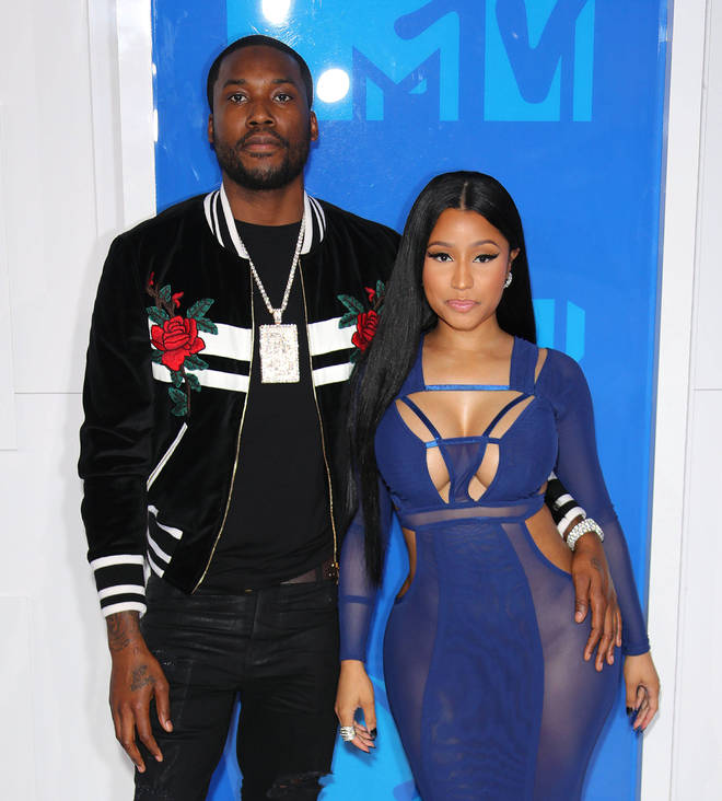 Meek Mill and Nicki Minaj had a long on-off relationship