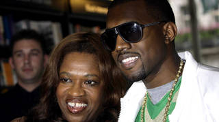 Donda West is Kanye West's mother.