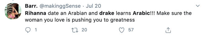 Drake fans think he was trying to get Rihanna's attention in 'Only You Freestyle'