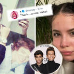 Halsey re-lives her One Direction days on their ten year anniversary