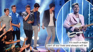 Niall Horan said One Direction is 'such a major part of our lives'.