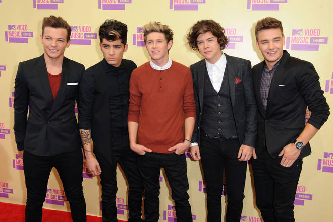 One Direction are celebrating their 10th anniversary