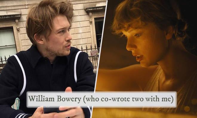 Taylor Swift fans think Joe Alwyn wrote two songs on 'Folklore'