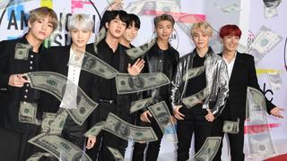 BTS' Net Worth