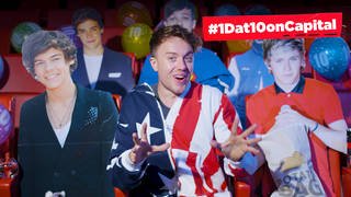 Roman Kemp hosts One Direction watch party