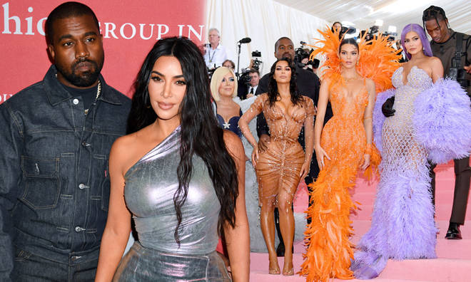 Kanye West reportedly told wife Kim Kardashian he'd 'spill the family secrets'