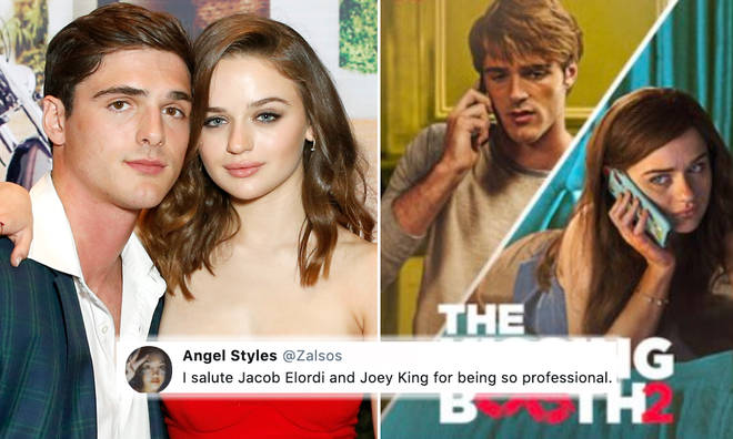 Kissing Booth 2 exes applauded for acting alongside each other