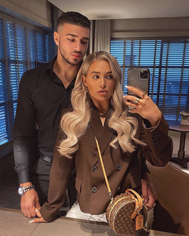 Molly-Mae Hague went on a last-minute trip to Ibiza with Tommy Fury