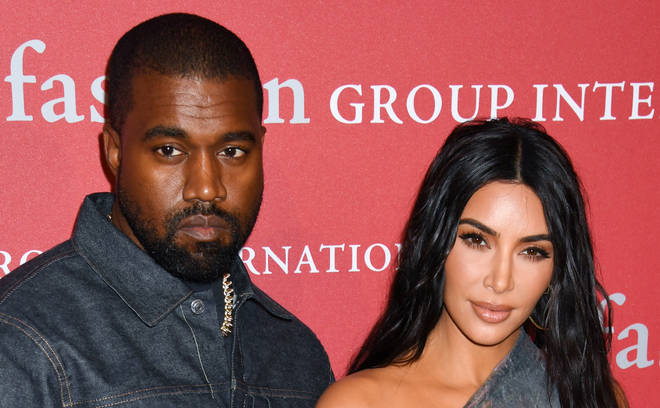 Kanye West told fans that Kim Kardashian had met up with Meek Mill at a hotel