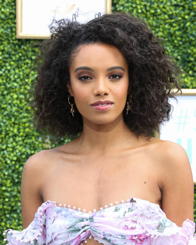 Maisie Richardson-Sellers has been in a number of films you'll definitely have seen