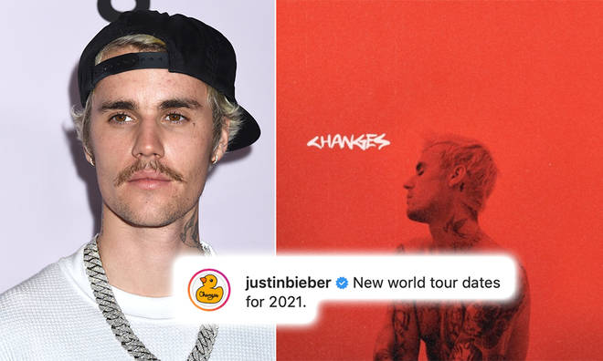 Justin Bieber is kicking off his world tour in California