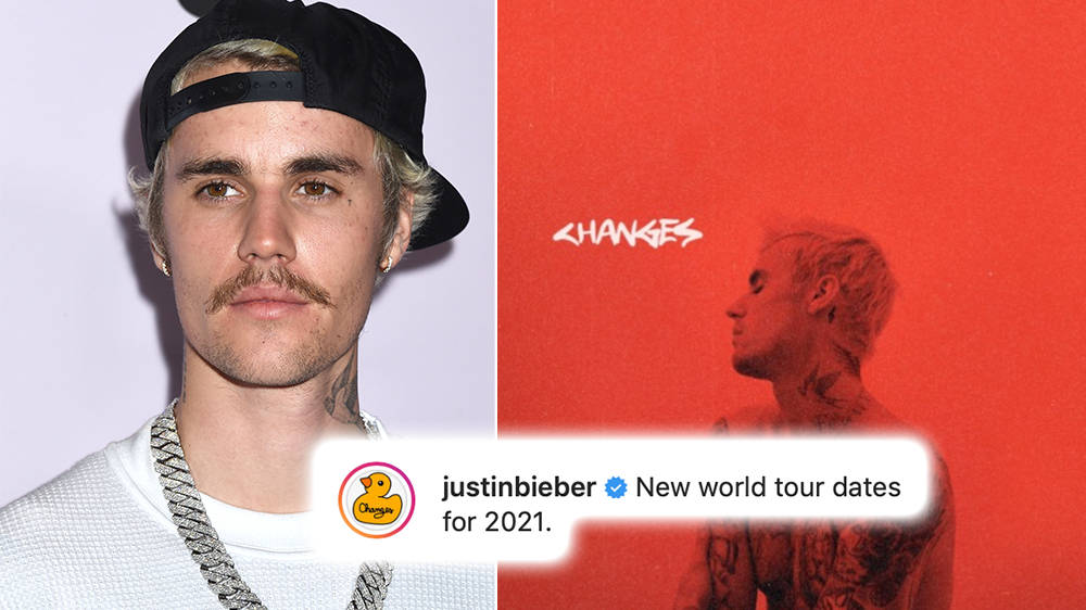 Justin Bieber 2021