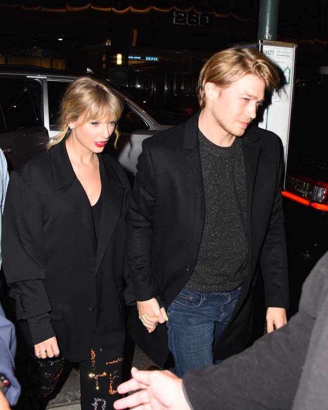 Taylor Swift's 'Invisible String' is about the ties that brought her to Joe Alwyn