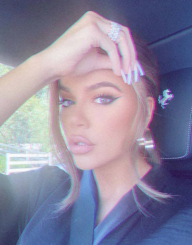 Khloe has urged fans to 'spread love'.