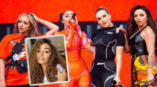 Leigh-Anne Pinnock said 'it really is time for change now'