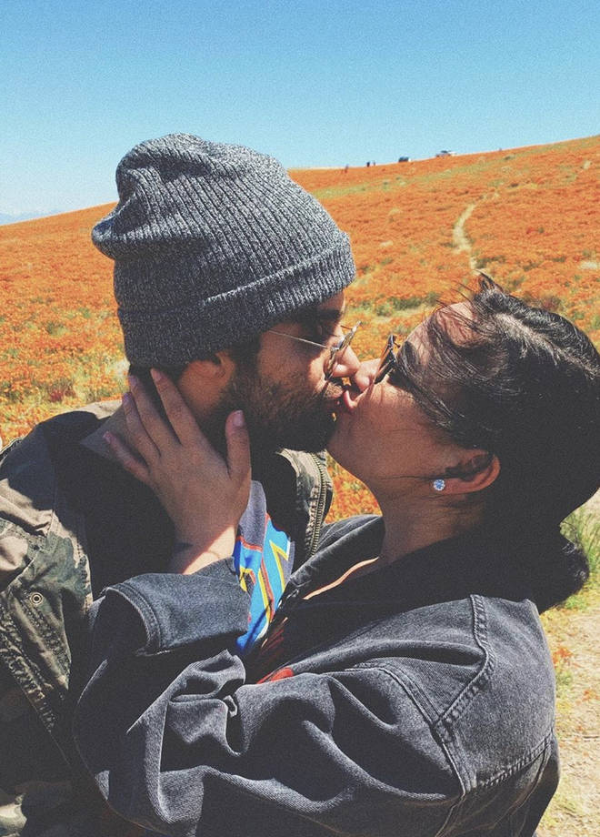 Demi Lovato and Max Ehrich have been together for four months