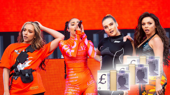 Little Mix brought in £700k within the last year