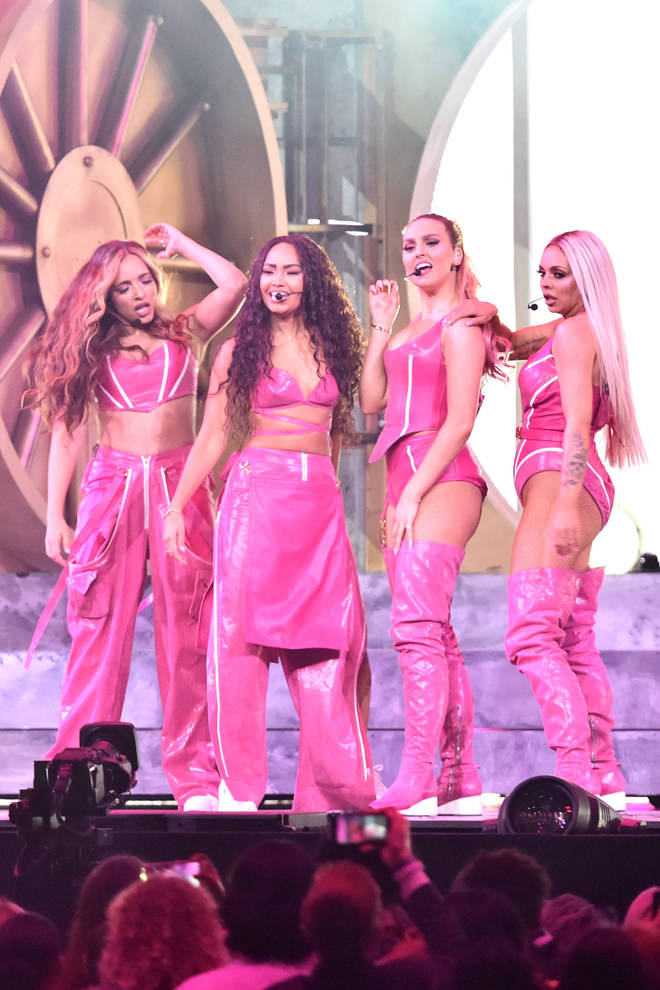Each of the Little Mix girls, apart from Leigh-Anne, set up their own companies in 2018