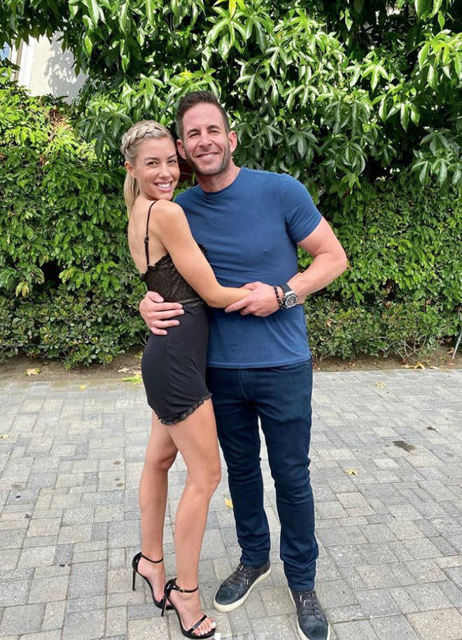 Heather Young and Tarek El Moussa are engaged