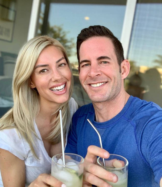 Heather Young and Tarek El Moussa started dating in July 2019