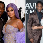 Kylie Jenner and Travis Scott fell in love in 2017.
