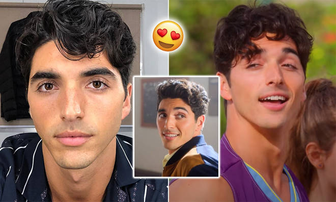 Taylor Zakhar Perez has become a The Kissing Booth fan-favourite