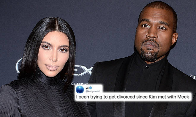 Kanye West and Kim Kardashian reportedly hadn't seen each other 'in two weeks'