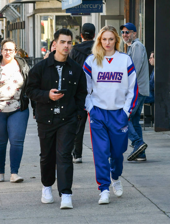 Sophie Turner and Joe Jonas never publicly confirmed their pregnancy news