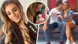 Love Island's Dani Dyer has announced she is pregnant with her first child!