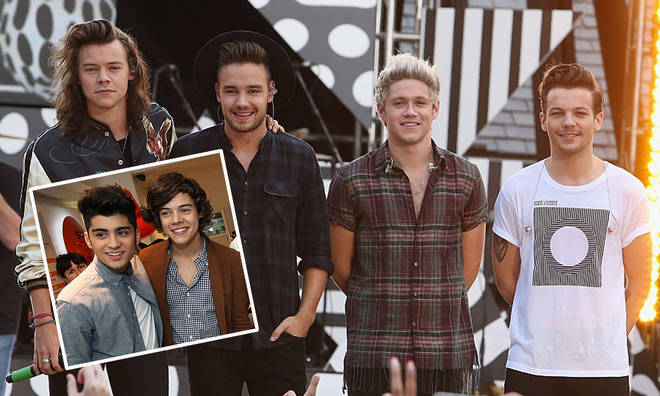 Zayn Malik's mum has been 'liking' Instagram pics of her son with Harry Styles
