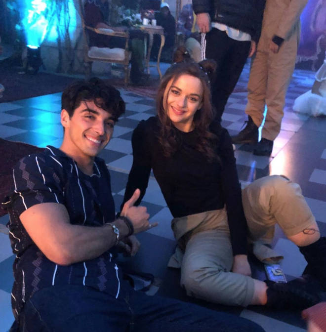 Taylor Zakhar Perez has some fans thinking he's dating co-star Joey King