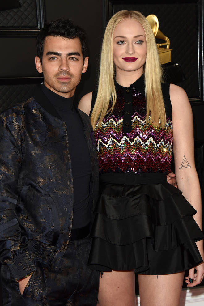 Joe Jonas and Sophie Turner have a baby girl named Willa
