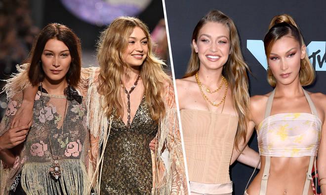 Gigi Hadid and Bella Hadid are equally as successful