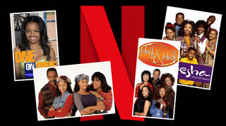 Netflix US are adding a string of black-led TV shows not yet available on the UK version