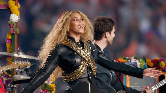 Beyoncé Pepsi Super Bowl 50 Halftime Show