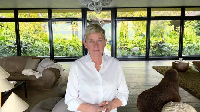 Ellen DeGeneres addressed workplace allegations in letter