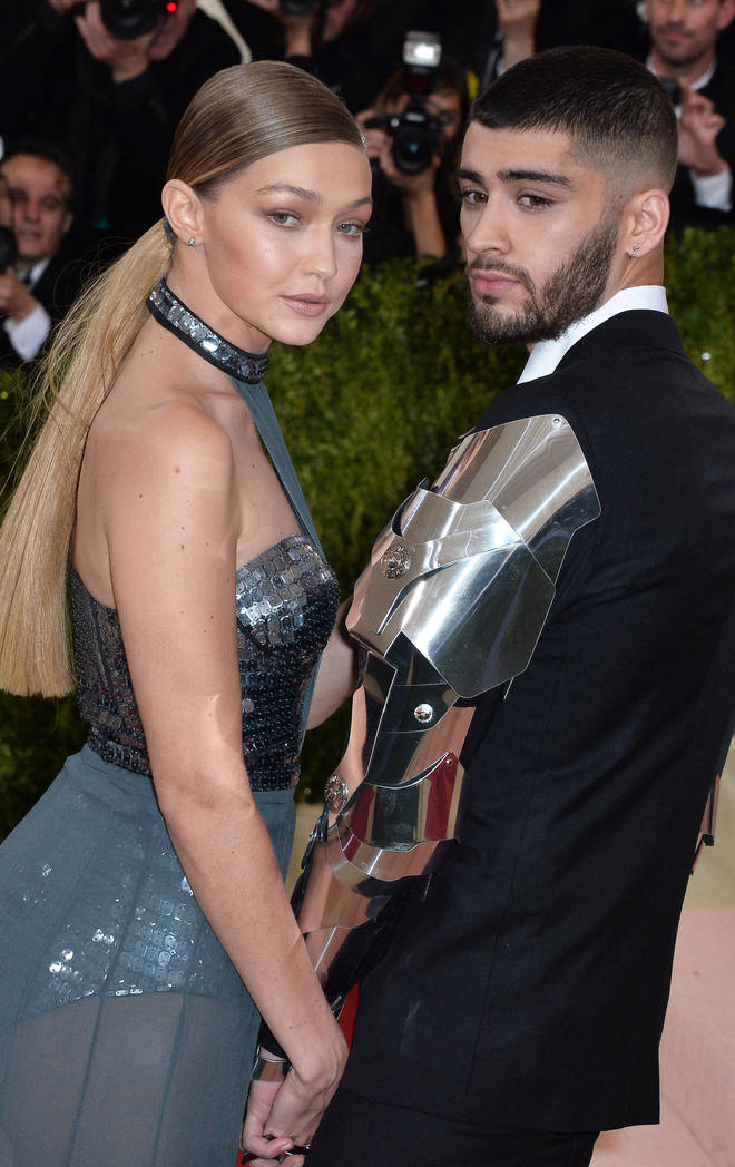 Zayn and Gigi Hadid are set to be first-time parents this year