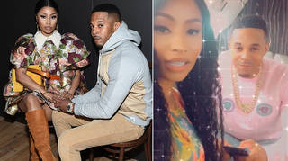 Kenneth Petty has asked a judge to break his curfew to attend Nicki Minaj's birth