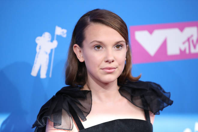 Millie Bobby Brown's friendship with Drake has been criticised online