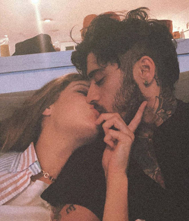 Gigi Hadid and Zayn Malik have moved home to their New York apartment