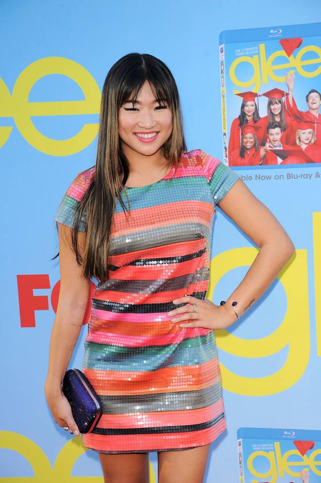 Glee's Jenna Ushkowitz and David Stanley are engaged.