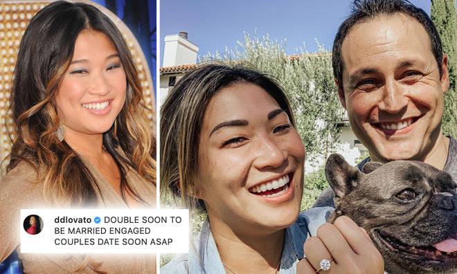Glee's Jenna Ushkowitz has announced she is engaged!