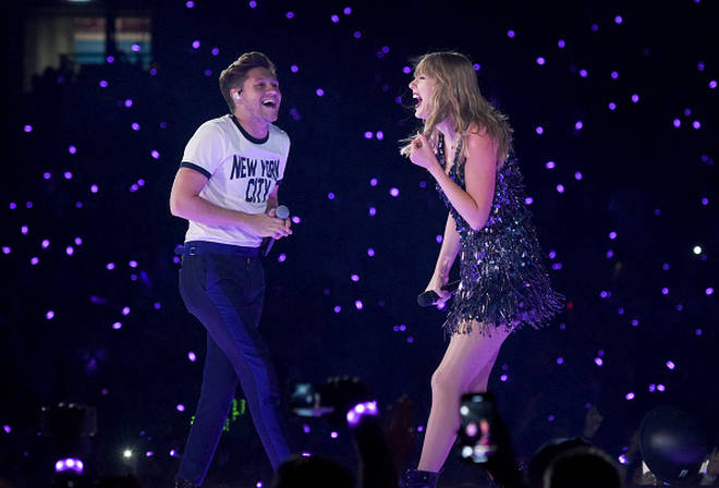Niall Horan joined Taylor Swift at her London show during her Reputation tour