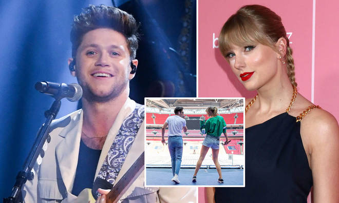 Niall Horan complimented Taylor Swift on her album, 'Folklore'